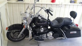 2013 Harley Davidson Road King photo