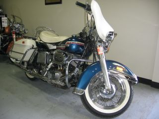 1975 Harley - Davidson Flh In Condition photo