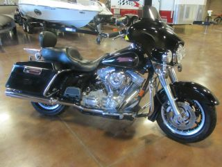 2007 Harley Davidson Electra Glide Touring Flht Dealer Trade In photo