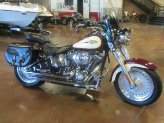 2007 Harley Davidson Fat Boy Softail Harley Dealer Trade In photo