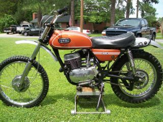 1971 Yamaha Dt1 - Mx,  250,  Dt1 - Enduro,  Rt1 360 photo