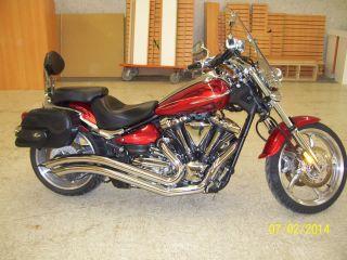 2008 Yamaha Raider S 1900 Cc photo