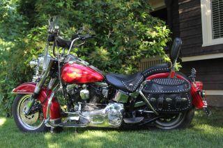 1994 Harley - Davidson Heritage Softail Classic photo