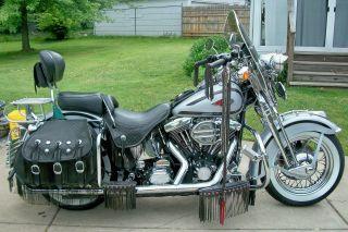 Harley Davidson Heritage Springer 1999 Motorcycle photo