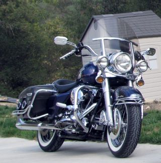 1999 Custom Harley Road King Classic photo