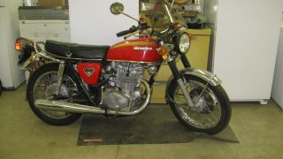 1973 Honda Cb450 photo