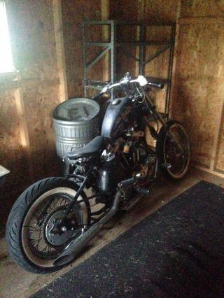 1974 Harley Davidson California Title photo