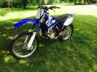 2002 Yz 250, , ,  Adult Owned And Never Raced photo