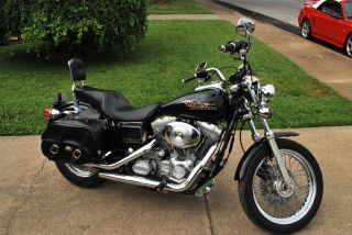 1999 Harley Davidson Dyna Glide Convertible photo