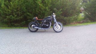 1976 Kawasaki Kz900 Z1 Cafe Racer photo