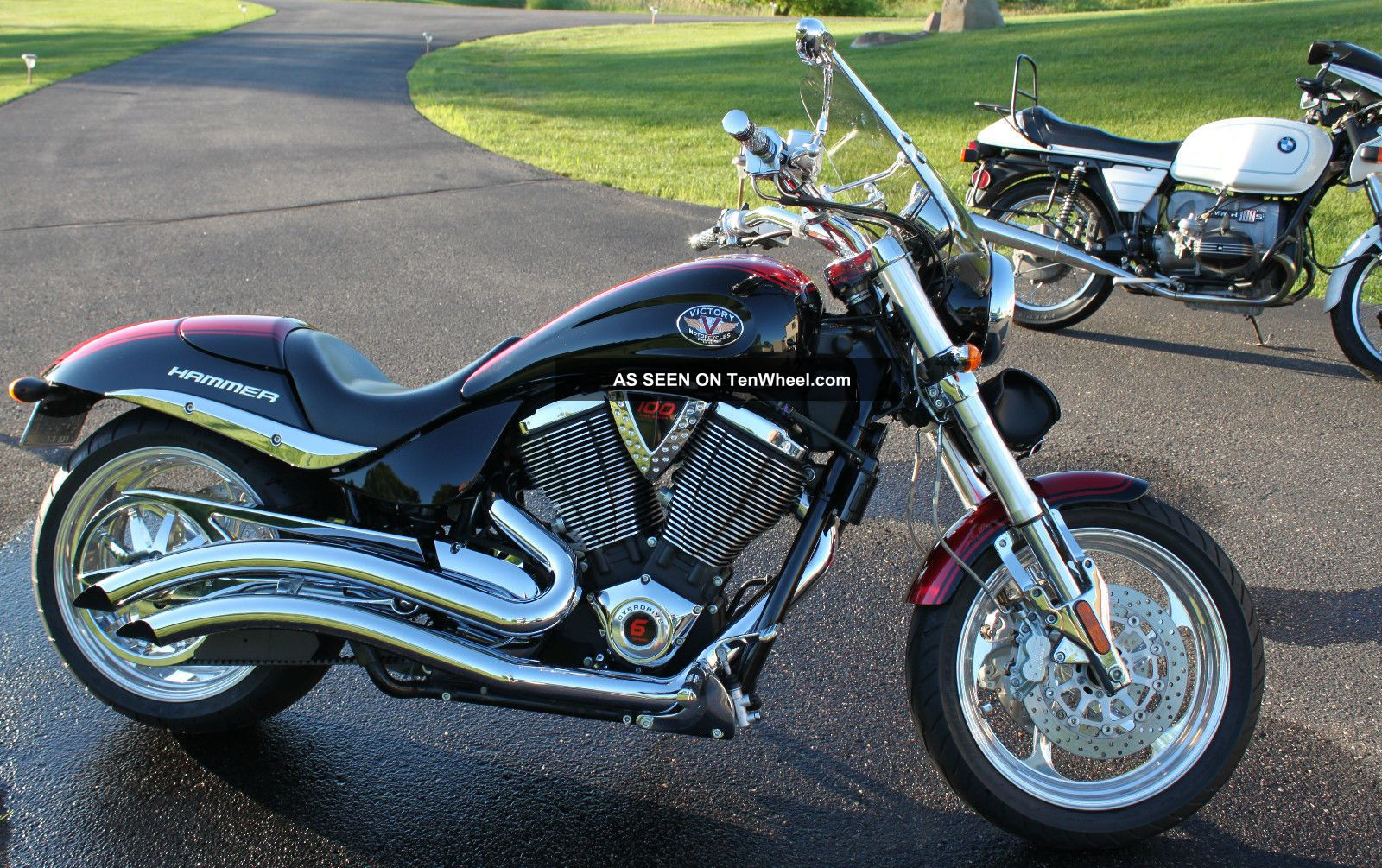 The Gallery For Victory Motorcycles Hammer