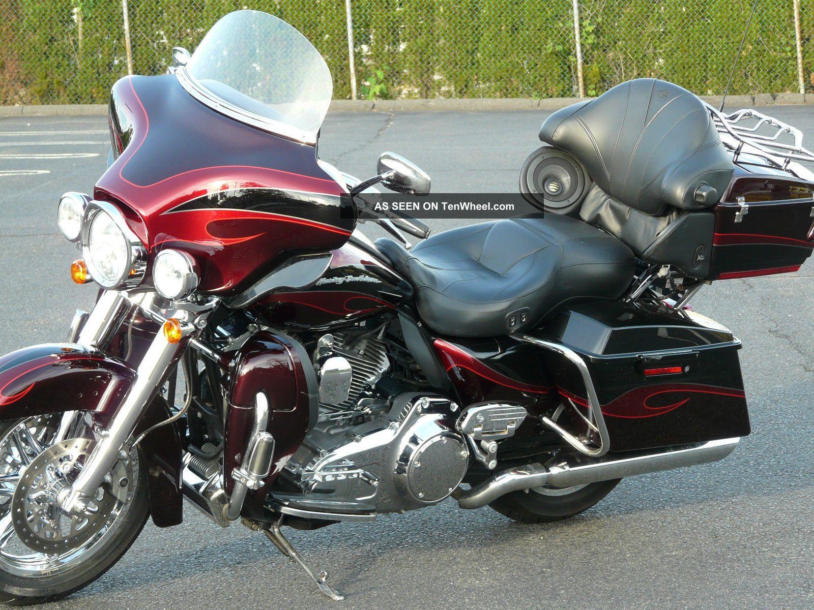 Harley-Davidson Screaming Eagle Ultra Classic Electra Glide