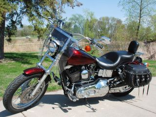 2001 Harley - Davidson Dyna Low Rider photo