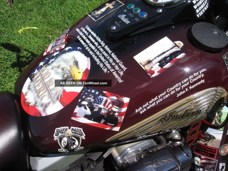 1999 Kawasaki Drifter 1500 Fully Customized Thank You