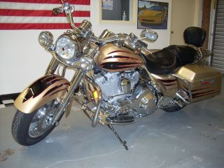2003 Screaming Eagle Road King 100th Anniversary Edition photo