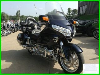 2009 Honda Gold Wing Abs Ready To Ride photo