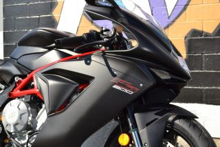 2014 Mv Agusta F3 800 Black Ready To For Other Models photo