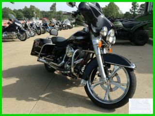 2003 Harley Davidson Electra Glide Fully Customized photo