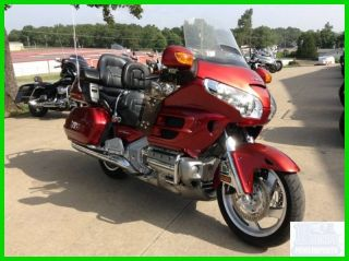 2008 Honda Goldwing And Premium Audio photo