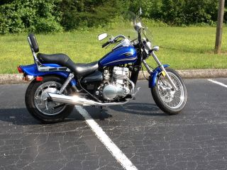 2005 Kawasaki 500 photo