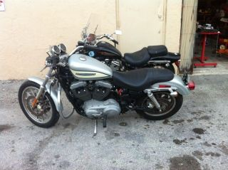 2004 Harley Davidson Xl1200r Screamin Eagle Sporter photo