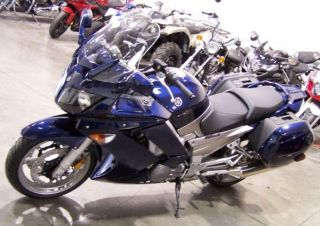 2012 Yamaha Fjr 1300 Abs Motorcycle Fjr1300 Bike Sport Tour Fjr1300a Touring photo