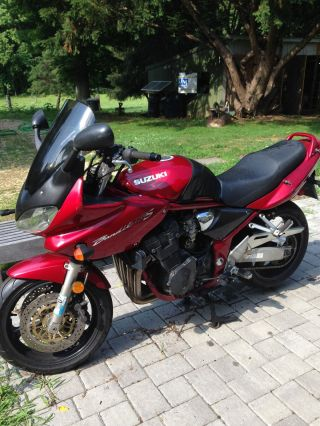 2001 Suzuki Gsf1200s Bandit,  Sport Touring photo