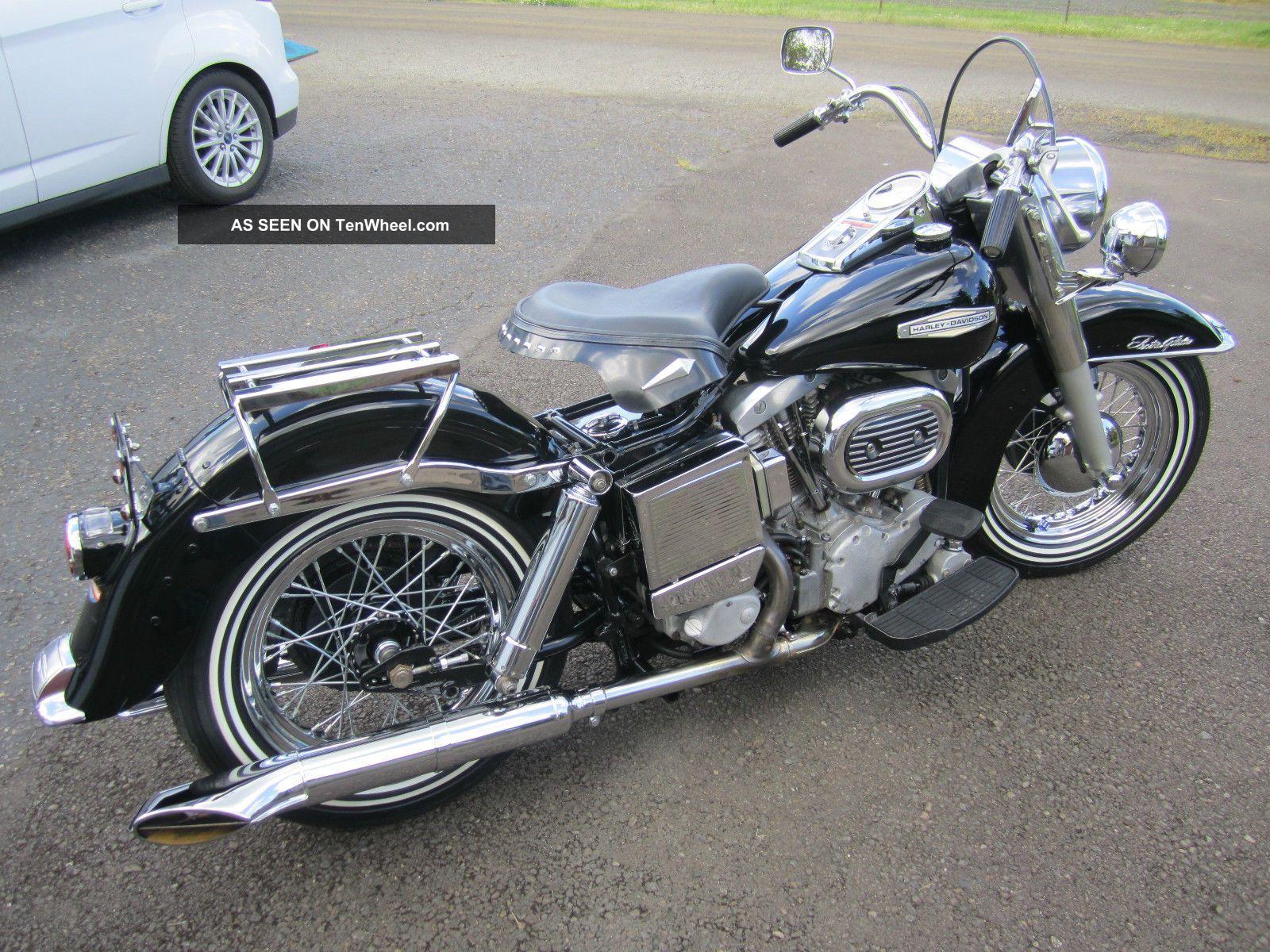 Harley Davidson 1969 Flh Electra - Glide Other photo