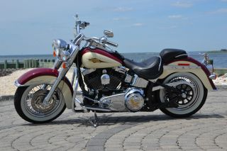 2007 Harley Davidson Softail Deluxe photo