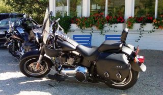 2010 Harley - Davidson Fat Boy Lo photo