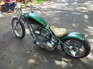 2005 Harley Davidson,  Hd,  Harley Bobber Revtech - Possible Trades,  See Below photo