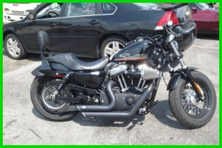 2010 Harley - Davidson® Sportster® Forty - Eight™ photo