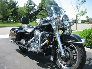 2003 Harley Davidson Anniversary Road King photo
