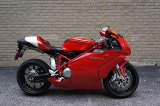 Rare 2005 Ducati 749