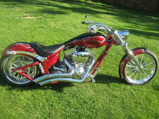 2006 Big Dog Motorcycle photo