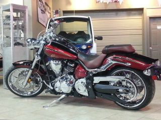 2013 Yamaha Raider Scl 113 Ci Chrome Wheels $5k Off photo