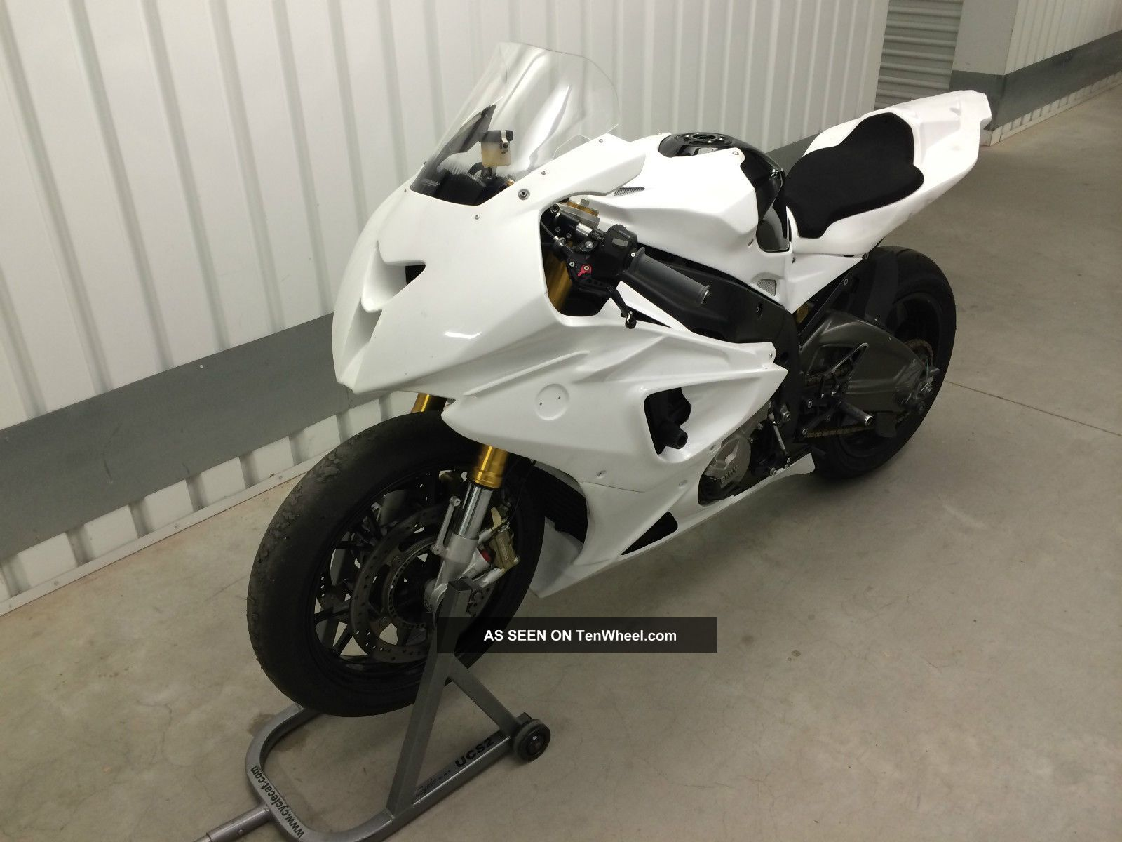 Bmw S1000rr Racebike 2010 (alpharacing) 197 Rwhp Other photo