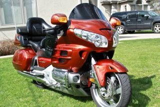 2007 Honda Gold Wing Gl1800 Healed Grips Comfort Navi photo