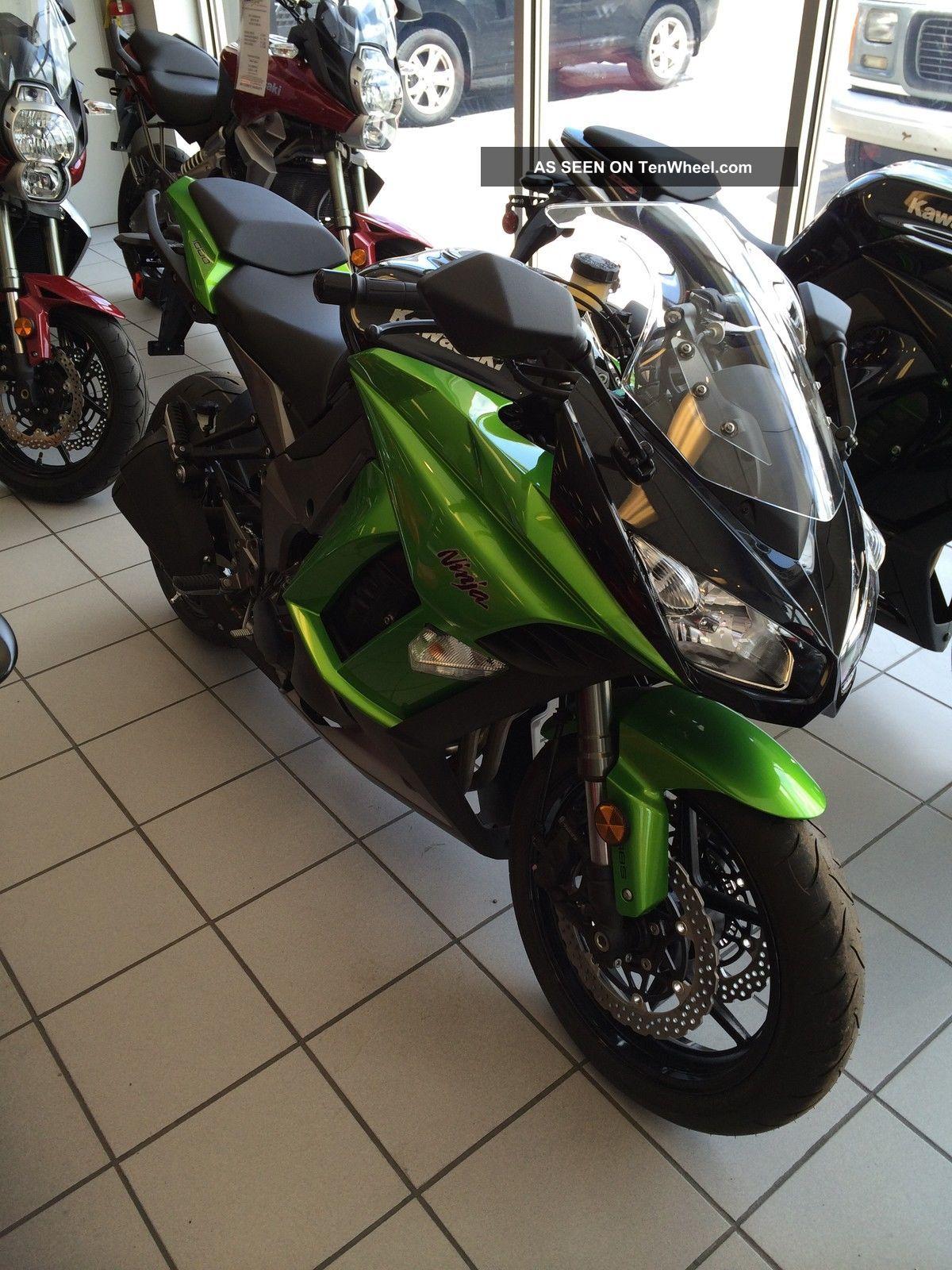 2013 Kawasaki Ninja 1000 Abs Zx1000hdf Ninja photo