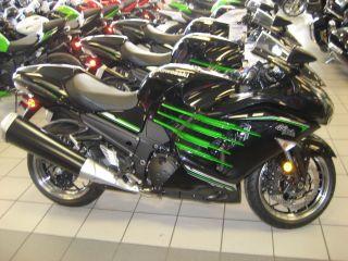 2013 Kawasaki Ninja Zx - 14r 1400 Zx1400edfa photo