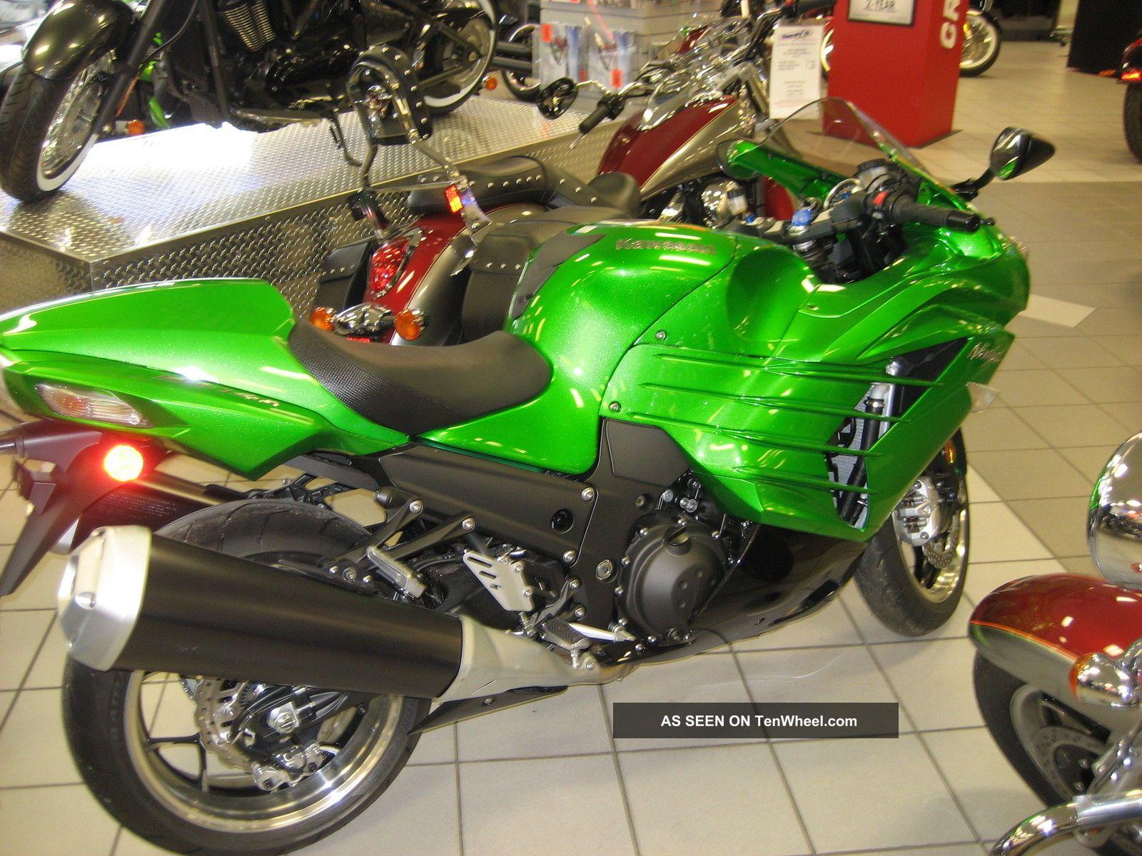 2013 Kawasaki Ninja Zx - 14r Abs Zx1400fdfa Other photo