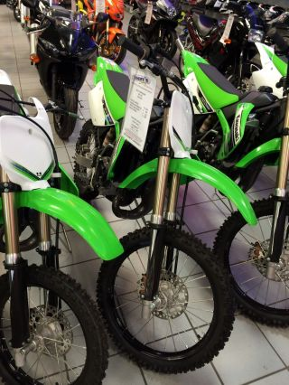 2012 Kawasaki Kx100 Kx100dcf photo