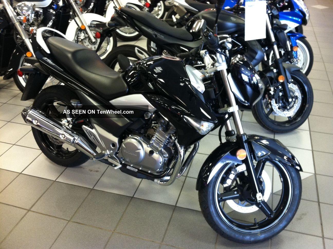 2013 Suzuki Gw 250 Gw250 Other photo