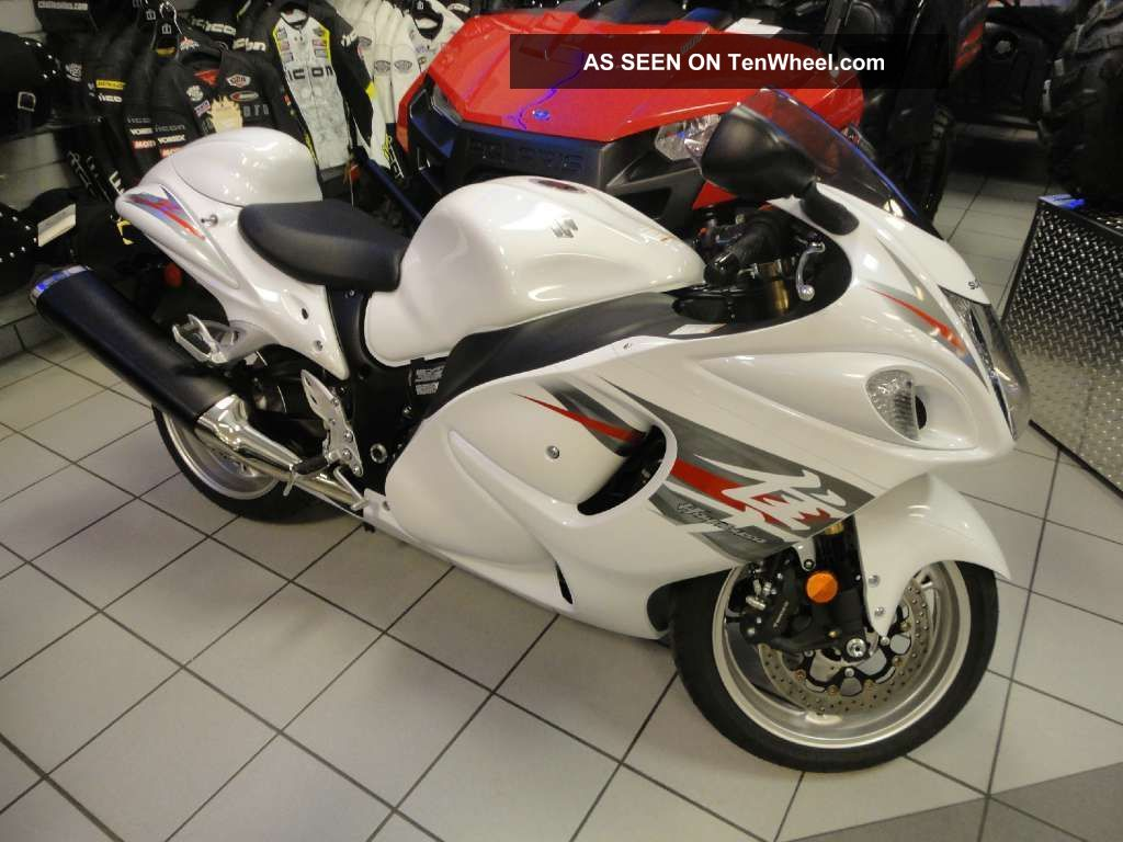 2012 Suzuki Hayabusa Hayabusa photo