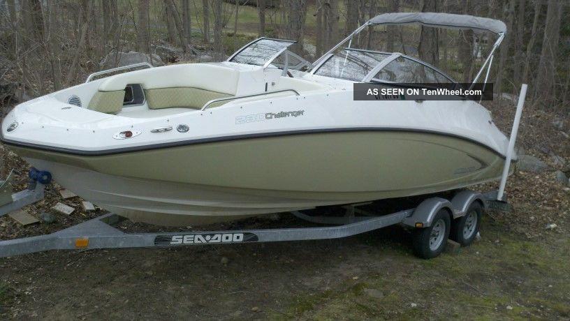2008 Sea Doo 230 Challenger Se
