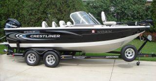 2012 Crestliner 1950 Sportfish photo