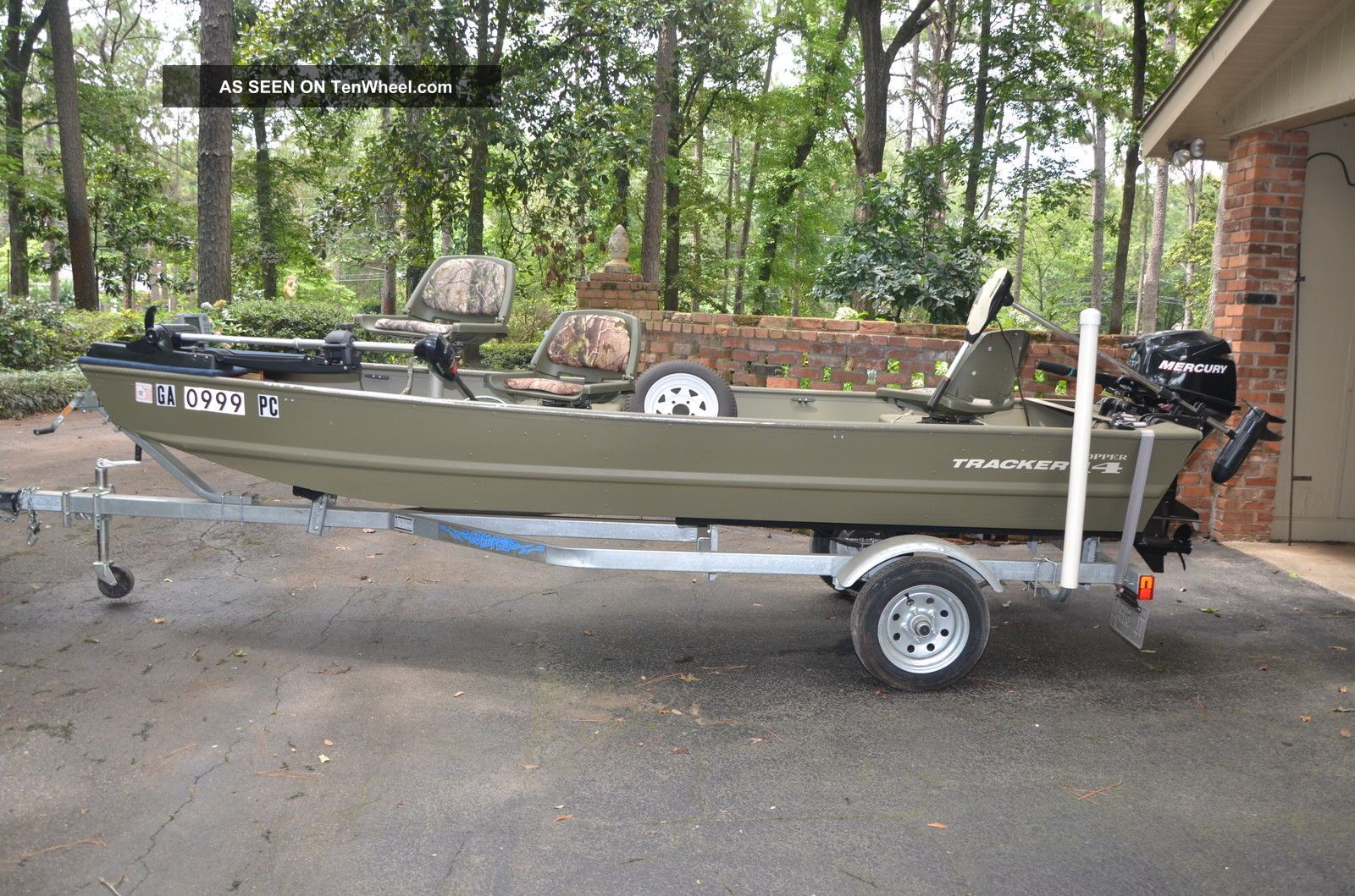 2010 Tracker 1436 Lw Other Freshwater Fishing photo