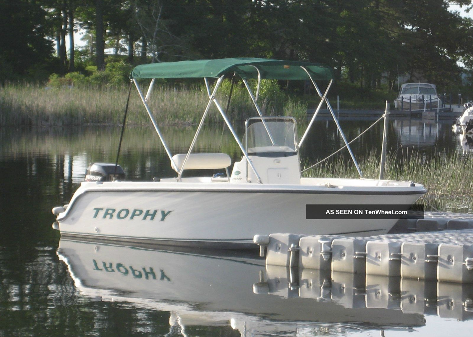 2010 Trophy 1703 Center Console Other Freshwater Fishing photo