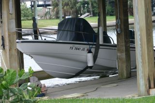 2002 Boston Whaler Dauntless 180 photo