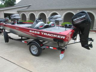 2013 Bass Tracker Proteam 175 Txw photo
